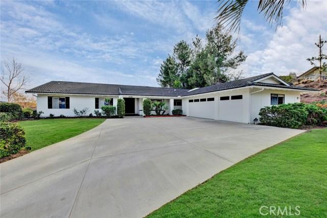 10341 Mira Vista Drive, North Tustin, CA 92705