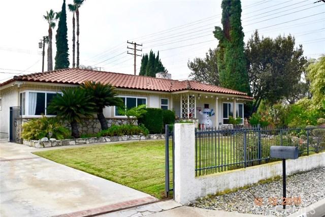 1804 E Linda Vista Street, West Covina, CA 91791