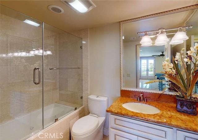 Bathroom in Ensuite Bedroom #6 (Game Room)
