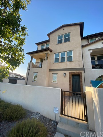 Newer desirable gated community located in The Foothill Collection! Green energy (Solar) community equipped with the Nest thermostat, Electrical-vehicle friendly. 2-car garage with extra storage space. All rooms upstairs with cozy 2 bedrooms and 2.5 bathrooms. Major appliances included Washer, Dryer, Refrigerator. A balcony off the dining area and front yard to relax. High construction quality with no worry of noise. Community features pool and BBQ area for families to enjoy. 3 mins drive to Gold Line Station to avoid high traffic to DTLA.
