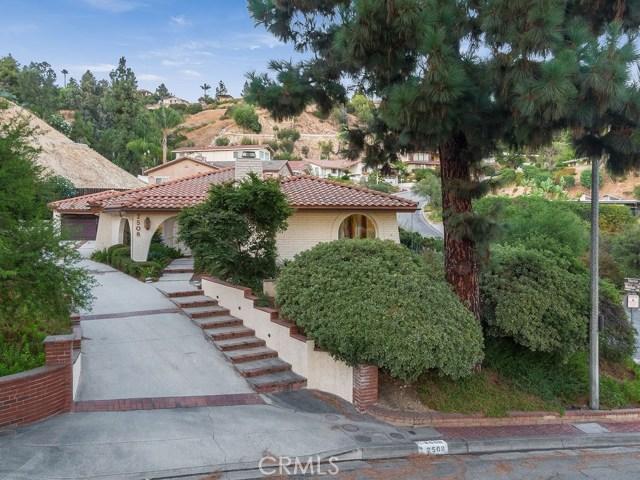 2508 N Mountain Avenue, Claremont, CA 91711
