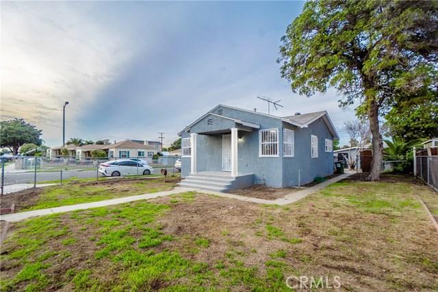 3701 E Elizabeth Street, Compton, CA 90221