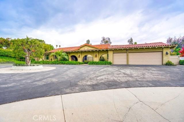 16262 Campo Nuevo Drive, Whittier, CA 90603