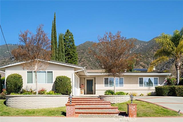 3745 Don Benito Court, Pasadena, CA 91107
