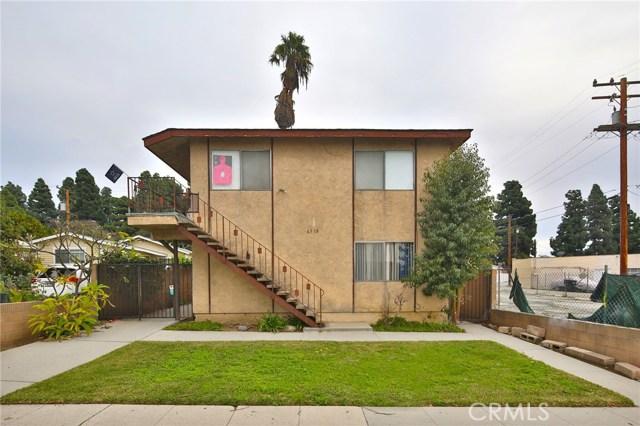6318 Palm Avenue, Whittier, CA 90601