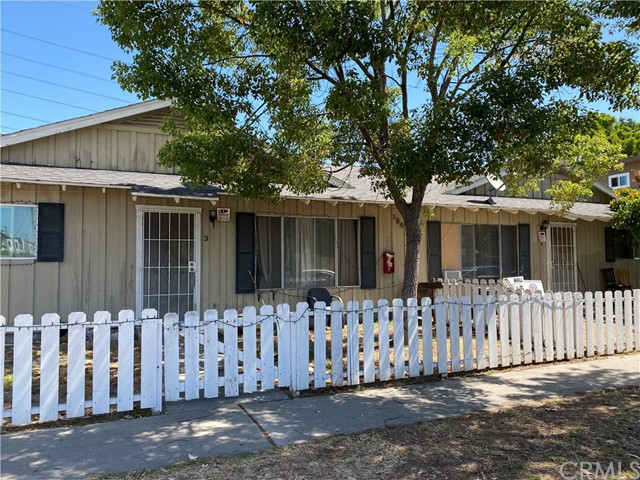 Rarely find The 6 Units single-story apartment building. All 4 Units are 2 Bed & 1 Bath with current rent at $1,850/mo. and 2 Units are 1 Bed 1 Bath current at $1,550-1,650/mo with the big living space . The property has abundant parking that includes seven garages , as well as Coin laundry room for the tenants to use. The property's location offers tenants close proximity to Disneyland ,schools, retail shopping, public recreation areas , 22 & 5 freeways and excellent local employment opportunities. Crestwood Lane and the surrounding area has been a strong Anaheim rental location and still remains to be a attractive rental area for current high demand market. Low Maintenance. Tenants pay for their own Electric, Gas, gardening. Landlord pay for Water, Trash, & Gas for water-heater. Will provide P & L report for Serious Offer only. Please do not disturb the tenants whatsoever ** drive-by make offer subject inside inspection.