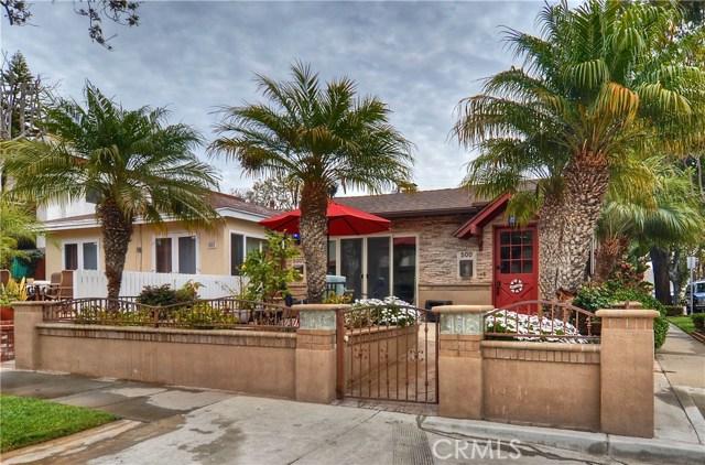 500 Orchid Avenue, Corona del Mar, CA 92625