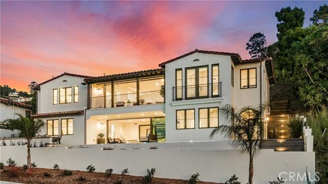 725 Via Del Monte, Palos Verdes Estates, California 90274, 4 Bedrooms Bedrooms, ,4 BathroomsBathrooms,For Sale,Via Del Monte,PV20212392