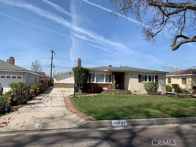 5221 Camellia Avenue A, Temple City, CA 91780