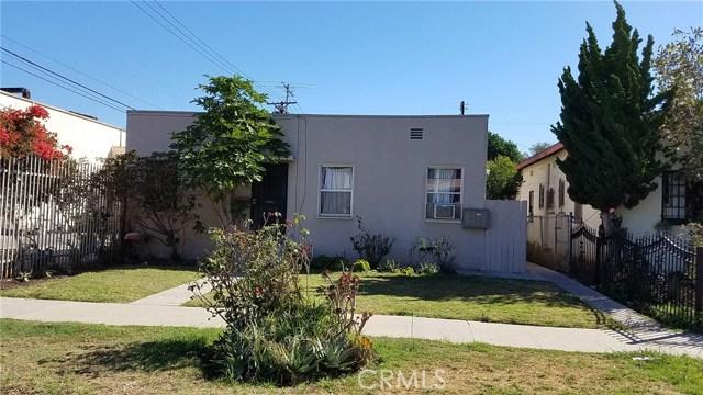 3414 S Bronson Avenue, Los Angeles, CA 90018