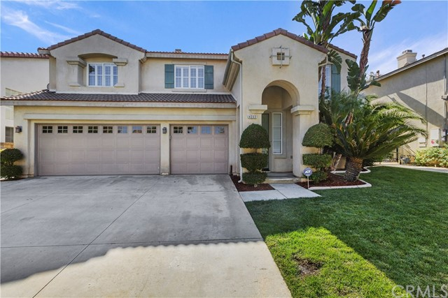 4222  Havenridge Drive, Corona, California
