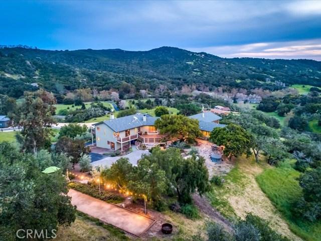 6450 Squire Knoll Road, San Luis Obispo, CA 93401