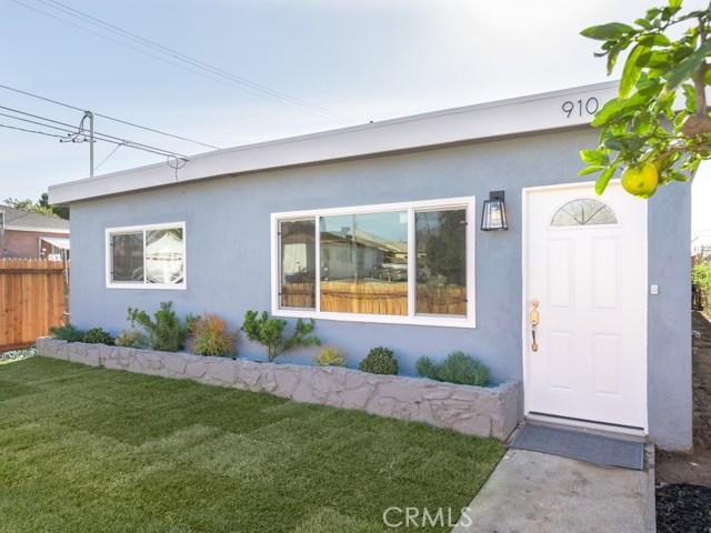 910 Craven Street, Wilmington, California 90744, 4 Bedrooms Bedrooms, ,2 BathroomsBathrooms,Single family residence,For Sale,Craven,SB18284488