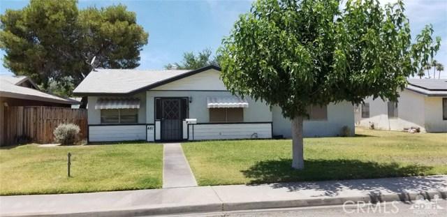 481 Sola Avenue, Blythe, CA 92225