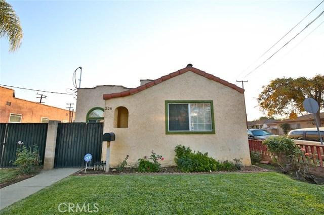 228 Poplar Avenue, Montebello, California 90640, 3 Bedrooms Bedrooms, ,1 BathroomBathrooms,For Sale,Poplar,MB17274371
