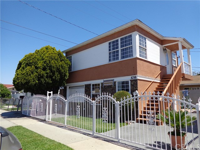 5316 Corona Avenue, Maywood, CA 90270