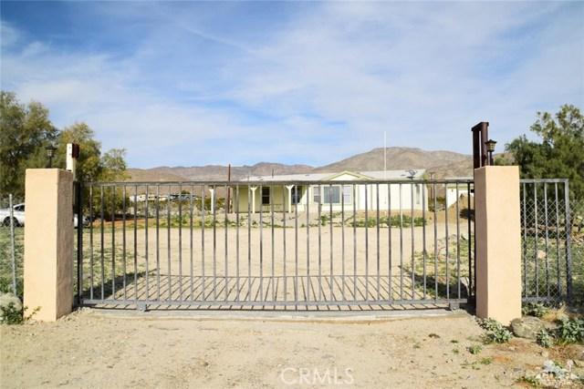 75730 Dillon Road, Desert Hot Springs, CA 92241