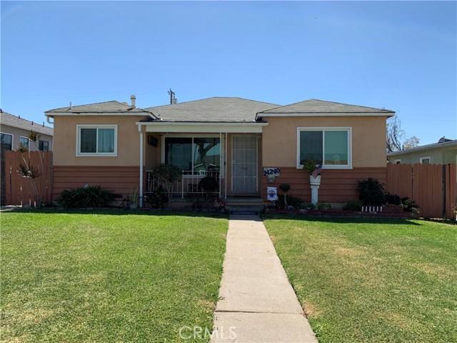 14240 E Close Street, Whittier, CA 90604