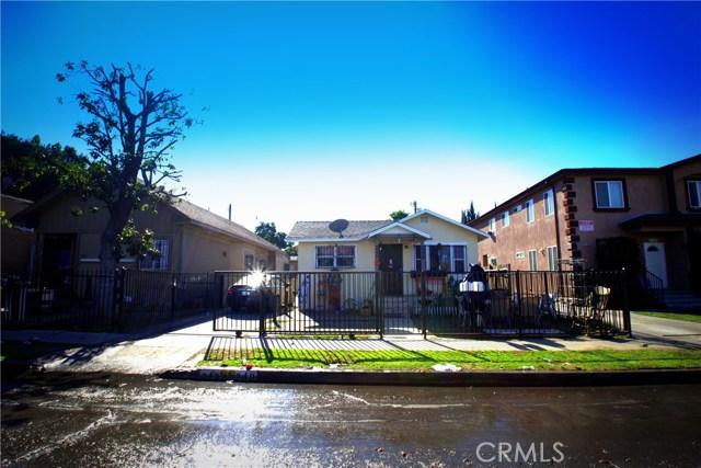 242 E 81st Street, Los Angeles, CA 90003