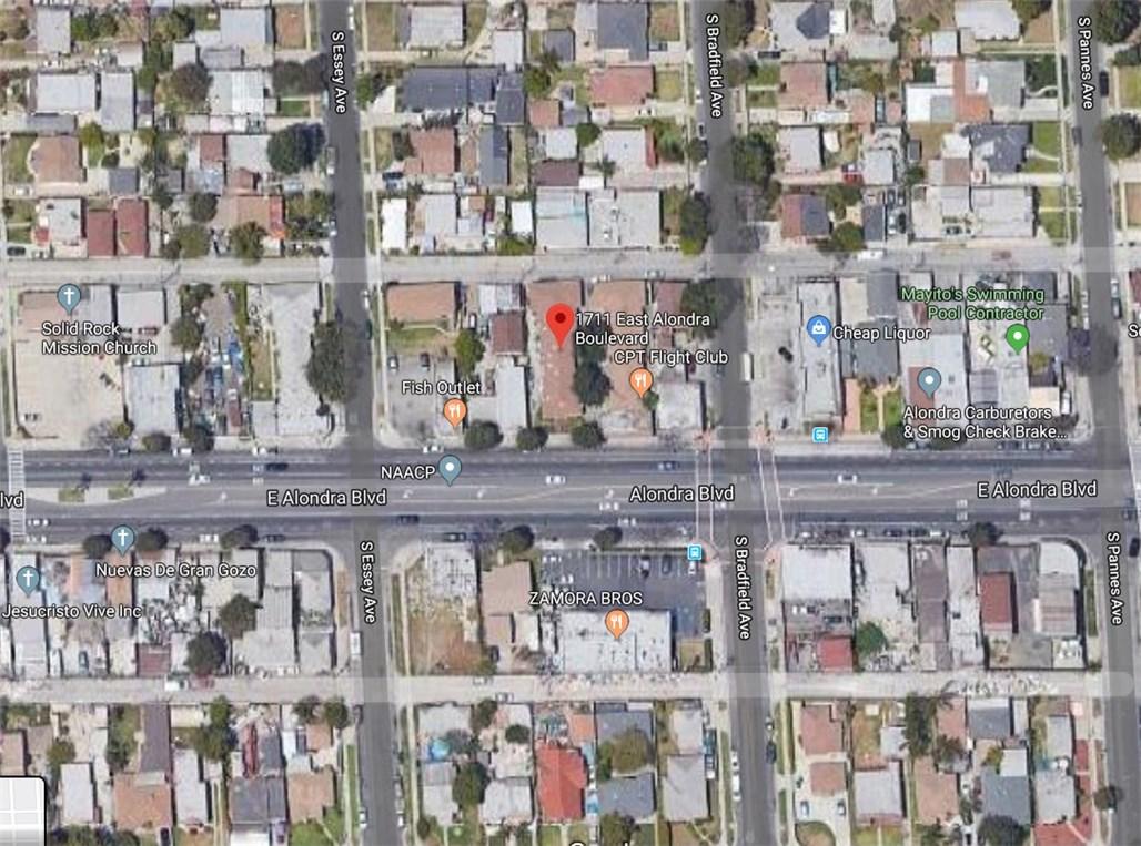 1711 E Alondra Boulevard, Compton, CA 90221