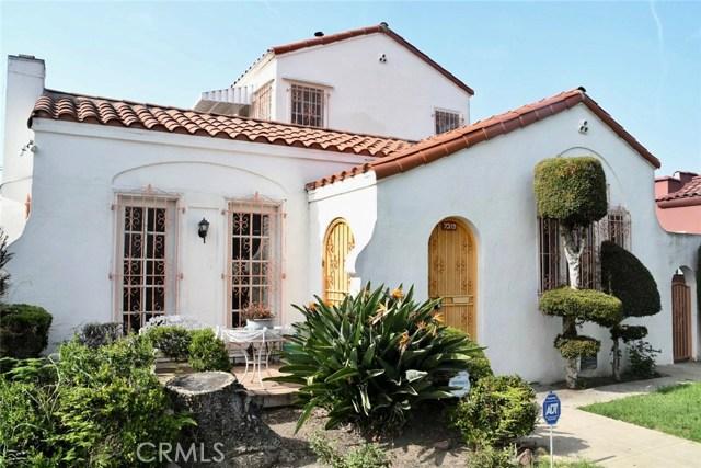 7319 S Hobart Boulevard, Los Angeles, CA 90047