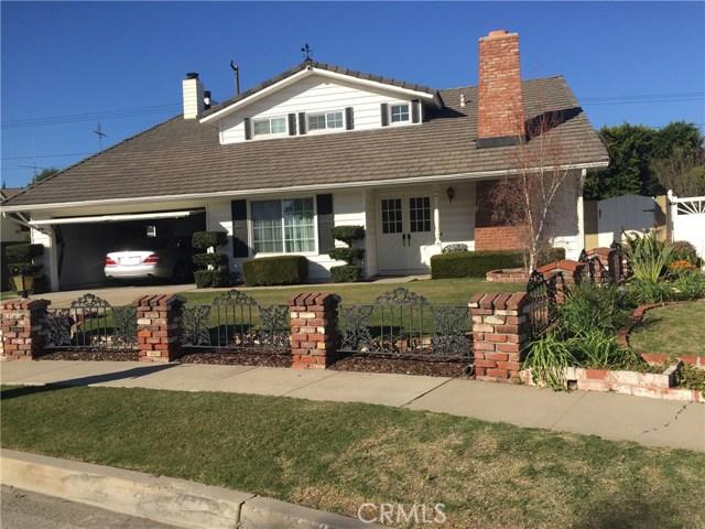 583 Aspen Street, Brea, CA 92821