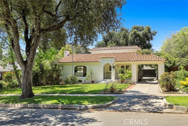 1195 N Chester Avenue, Pasadena, CA 91104