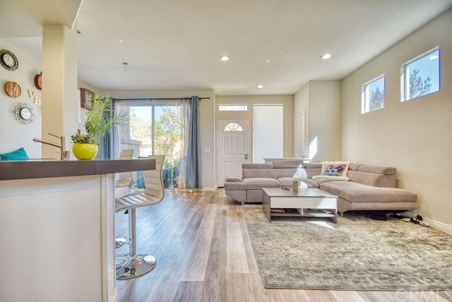 One of Townhome Anaheim Hills Homes for Sale at 1042 S Gibraltar Avenue