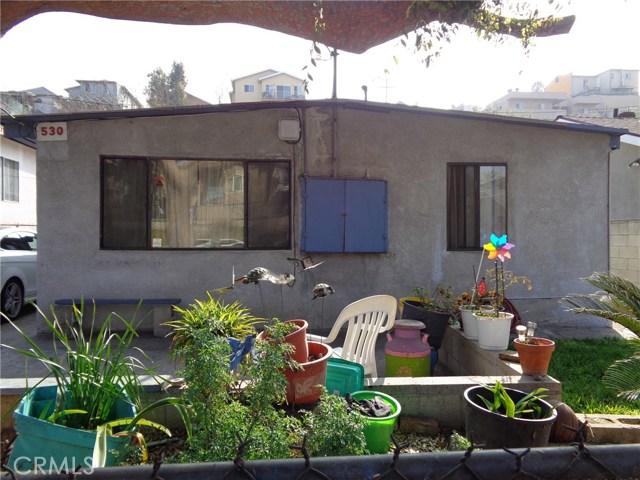 528 S Bernal Avenue, Los Angeles, CA 90063