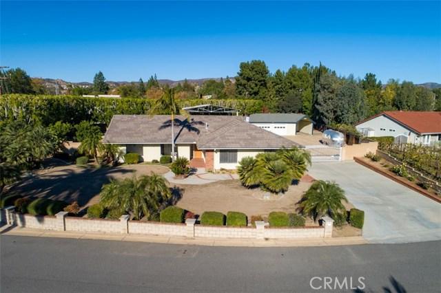 19005 Sunrise Place, Yorba Linda, CA 92886