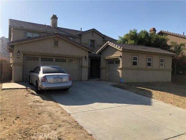 981 Cornflower Drive, Hemet, CA 92545