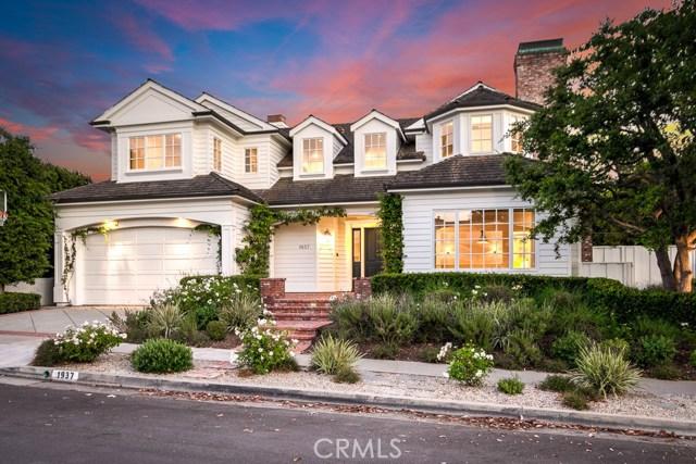 1937 Port Albans Place   Harbor View Homes (HVHM)   Newport Beach CA
