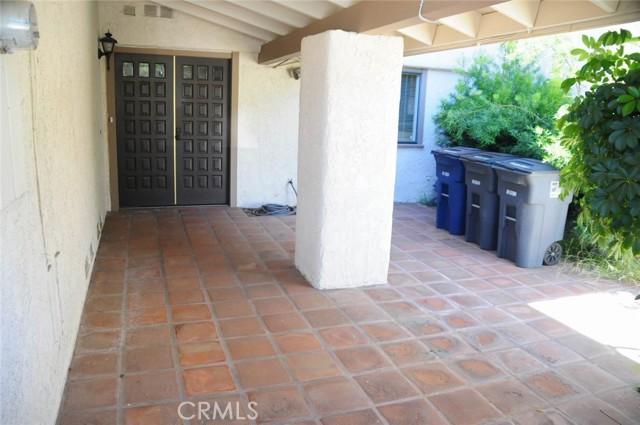 Court yard Entrance