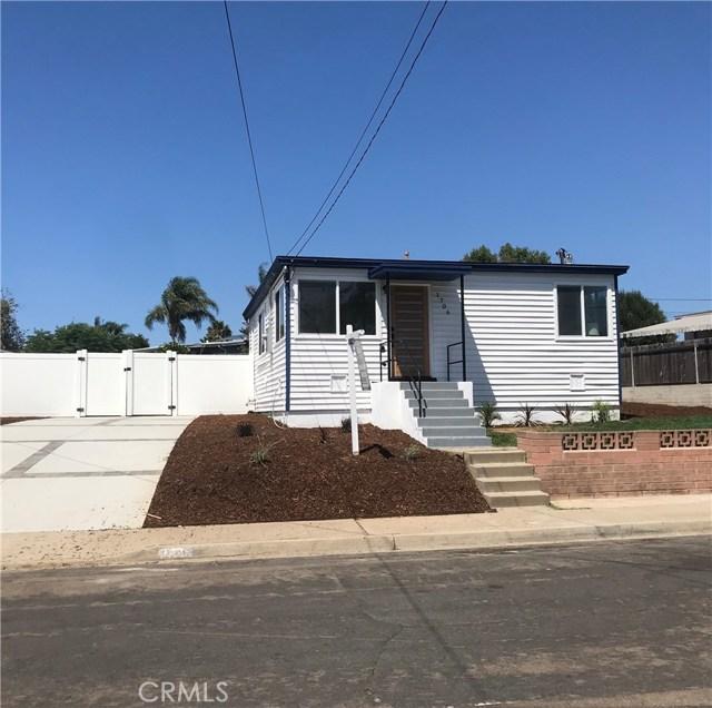 1706 E Westinghouse Street, San Diego, CA 92111
