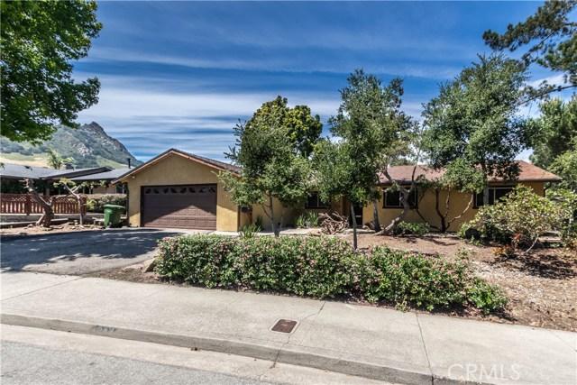 234 Cerro Romauldo Avenue, San Luis Obispo, CA 93405