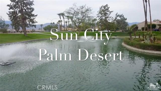 78440 Links Drive, Palm Desert, CA 92211