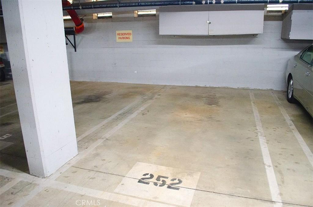 1space Tandem Parking
