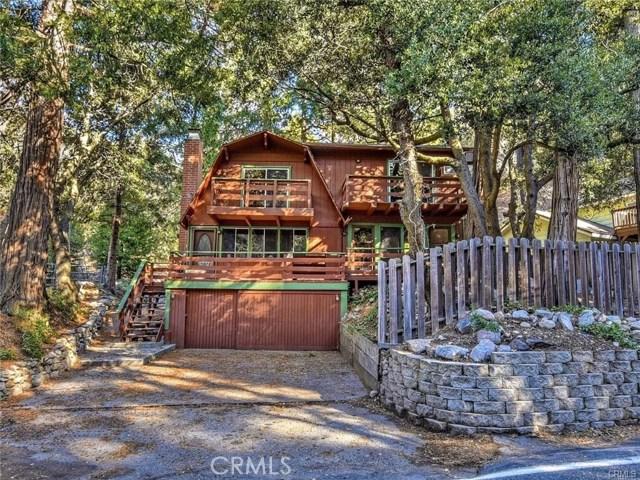 291 S Dart Canyon Road, Crestline, CA 92325