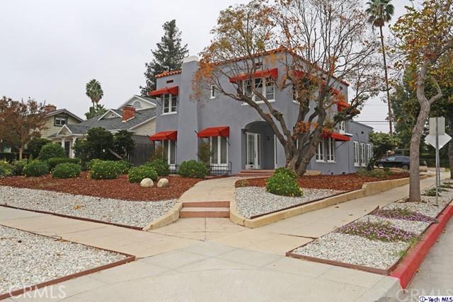 1679 Rose Villa St. Street, Pasadena, CA 91106