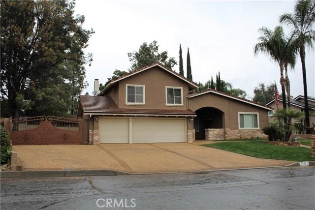 8160 Rosebud Street, Alta Loma, CA 91701