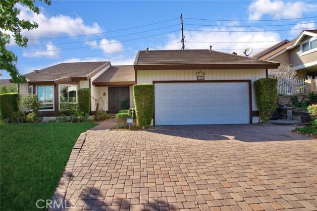 Photo of 1443 Fawnridge Drive, Brea, CA 92821