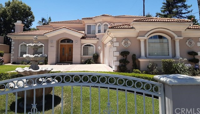 5911 N Muscatel, Temple City, CA 91775