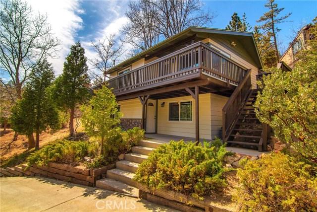 26226 Sky Ridge Drive, Twin Peaks, CA 92391