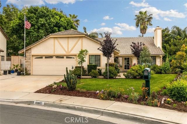 10865 Mansfield Road, Rancho Cucamonga, CA 91730
