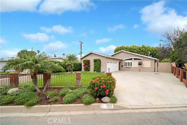 561 E Haltern Avenue, Glendora, CA 91740