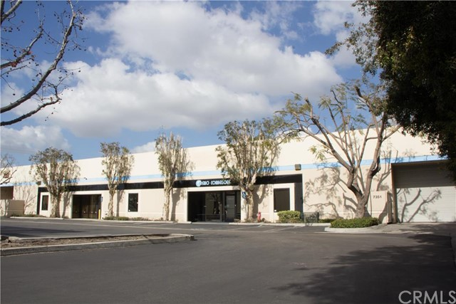 Approx. 11,220 Sq. Ft. highly improved flexible industrial and R&D use building. Includes very secure warehouse, 18 ft. high ceilings with alarm system, sprinkler system, 400 watt power (buyer to verify), gated storage space, skylights, and one grade level door. Approx. 6,000 Sq. Ft. turn-key office improvements. Office area includes 15 Offices, Conference Room, 3 Bathrooms, Kitchen, Assembly Room, and 2 Reception Areas. Plenty of parking for the whole building. Association pays outside maintenance and water. Showing by appointment only due to security system.