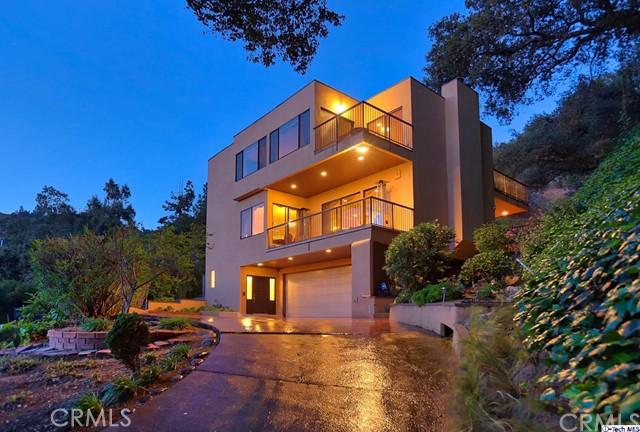 2840 Glenoaks Canyon Drive, Glendale, CA 91206