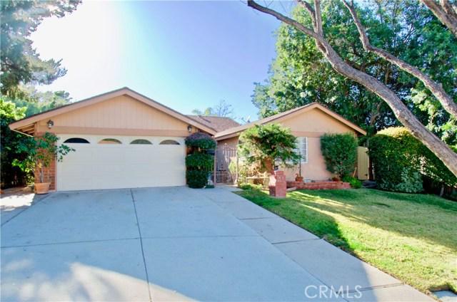 1617 Hallgreen Drive, Walnut, CA 91789