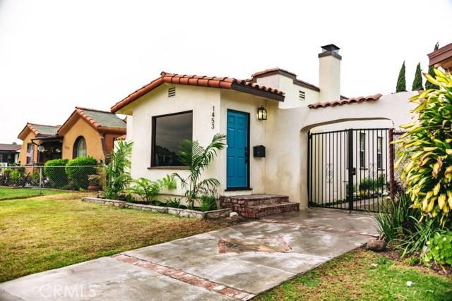 1453 W 88th Street, Los Angeles, CA 90047