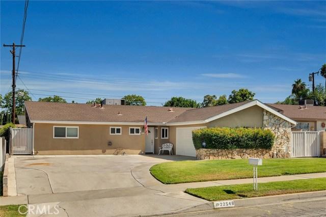 22548 De Soto Street, Grand Terrace, CA 92313